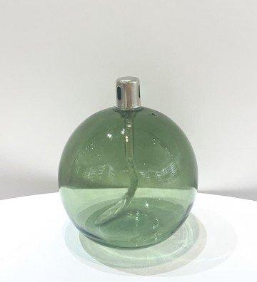 Boule Verte S - Lampe à huile