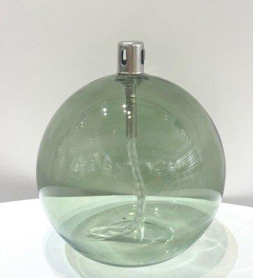Boule Verte M - Lampe à huile