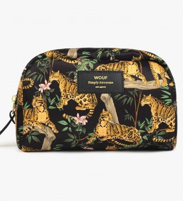 Lazy Jungle Noir - Trousse...
