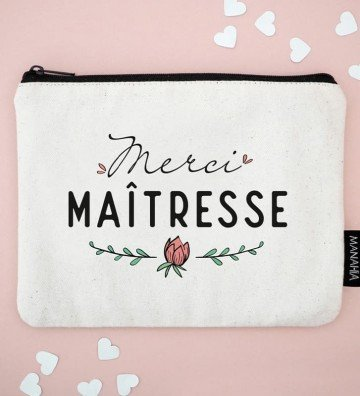 Merci Maîtresse - Pochette