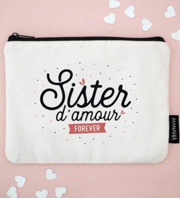 Sister d'Amour - Pochette