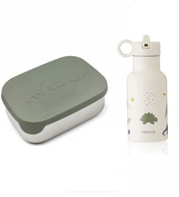 Kit Lunchbox Faune