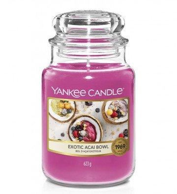 Yankee Candle Grande Jarre Bol Açaï Exotique