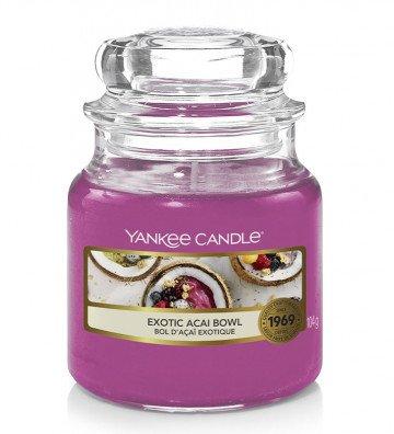 Yankee Candle petite Jarre Bol Açaï Exotique