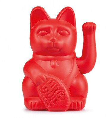 Lucky Cat - Rouge