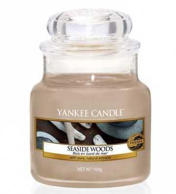 Bois en Bord de Mer - Petite Jarre Yankee Candle - 1