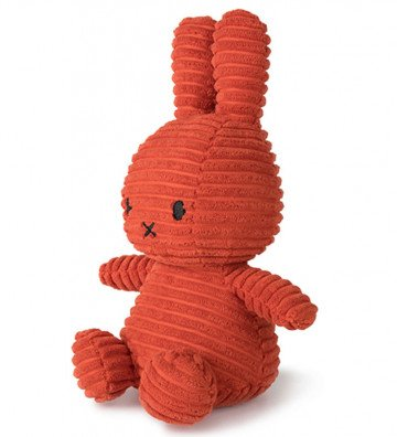 Lapin Miffy Velours Terra...