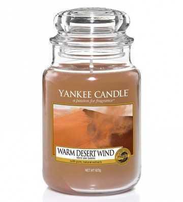Vent des Sables - Grande Jarre Yankee Candle - 1