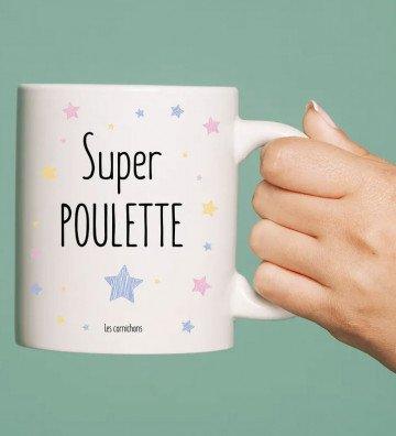 Super poulette - Mug
