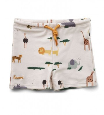 Short de bain Otto safari mix