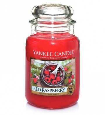Framboise Rouge - Grande Jarre Yankee Candle - 1