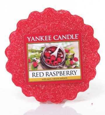 Framboise Rouge - Tartelette Yankee Candle - 1