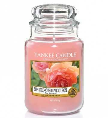 Rose Succulente - Grande Jarre Yankee Candle - 1
