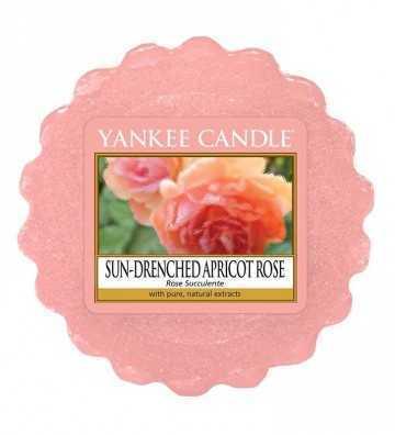 Rose Succulente - Tartelette Yankee Candle - 1