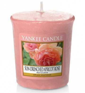 Rose Succulente - Votive Yankee Candle - 1