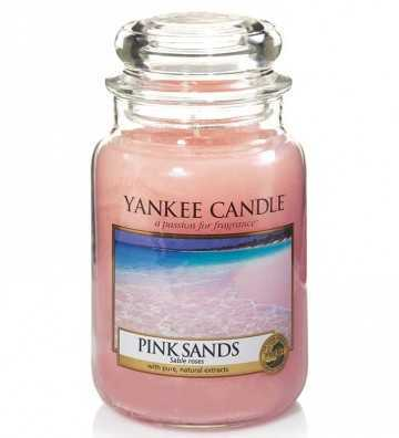 Sables Roses - Grande Jarre Yankee Candle - 1