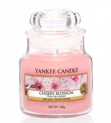 Fleur de Cerisier - Petite Jarre Yankee Candle - 1