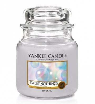 Mots Doux - Moyenne Jarre Yankee Candle - 2