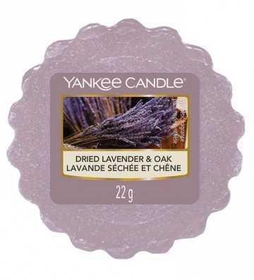 Lavande Séchée et Chêne - Tartelette Yankee Candle - 1