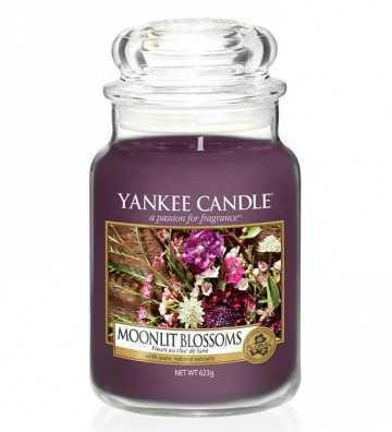 Fleurs au Clair de Lune - Grande Jarre Yankee Candle - 1
