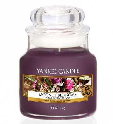 Fleurs au Clair de Lune - Petite Jarre Yankee Candle - 1