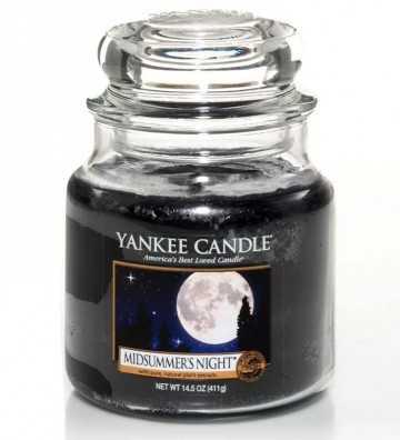 Nuit d'été - Moyenne Jarre Yankee Candle - 1
