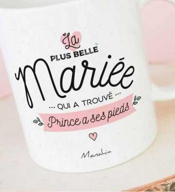 La plus Belle des Mariées - Mug