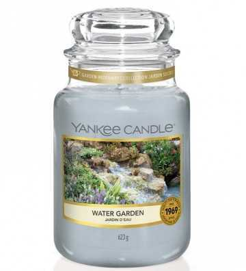 Jardin d'eau - Grande Jarre Yankee Candle - 1