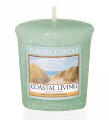 Balade sur la Côte - Votive Yankee Candle - 1
