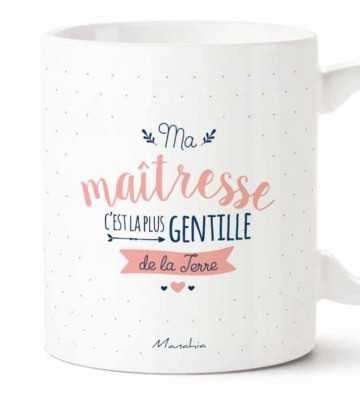 Ma Maîtresse c'est la plus Gentille - Mug Manahia - 1