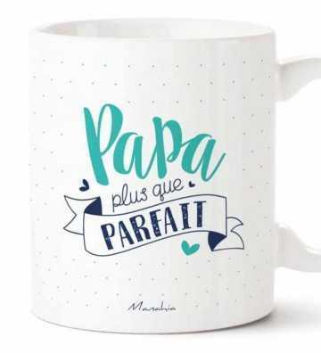 Papa Plus que Parfait - Mug