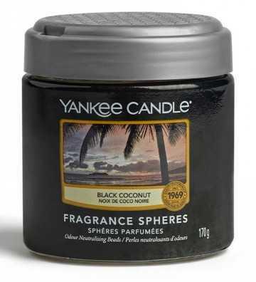Noix de coco noire - Sphère Parfumée
