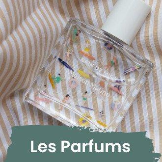Les parfums pour le corps