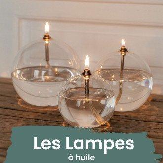 Les lampes à huile