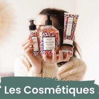 Les gammes de cosmétiques